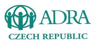 stránky humanitární organizace ADRA
